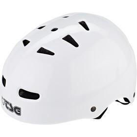 TSG Skate/BMX Injected Color Helmet Men injected white